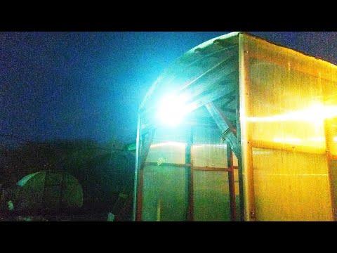 Светодиодный светильник на солнечной батарее Foxanon / Foxanon LED Solar Light