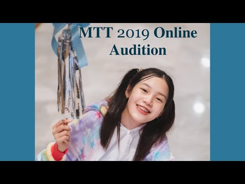 MTT 2019 Online Audition วรินทร จงเกียรติกาญจน์