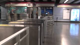 preview picture of video 'How to Use The Metro in Santiago, Chile'