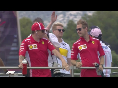 LIVE at the French Grand Prix