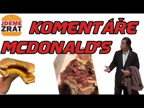 JdemeReagovat - NEUVĚŘITELNÉ KOMENTÁŘE U MCDONALD'S 2!