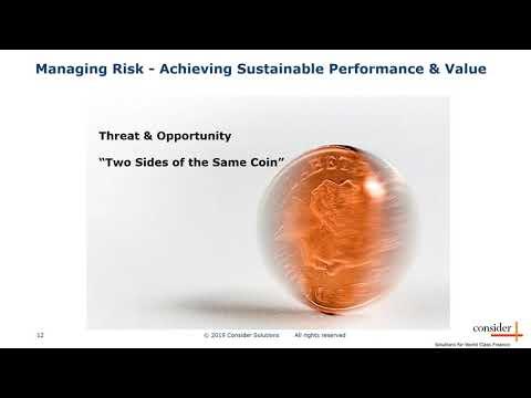 The Keys to Successful Enterprise Risk Management ERM - YouTube