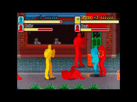 Beat Em Up Engine, now on ClickStore  :: Clickteam Fusion
