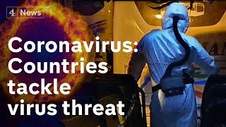 Coronavirus: UK patient is University of York student