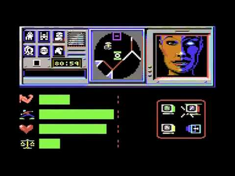 Shadowfire - C64 Longplay/Walkthrough