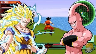 Dragon Ball Z: Shin Budokai 2 - Another Road (Part 7) (With