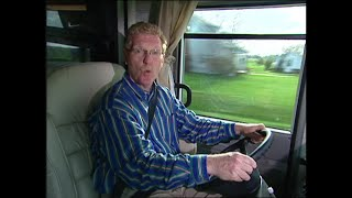 From 2002: Bill Geist on the road in Indiana