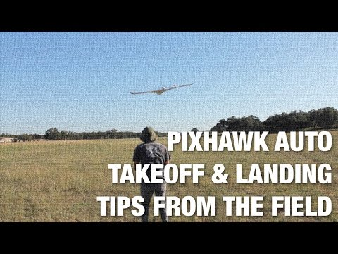 Pixhawk/APM Field Tips for Auto Takeoff and Landing w/ APM:Plane