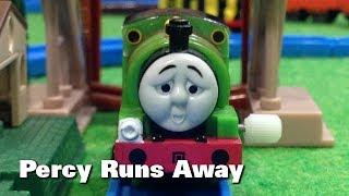 """トーマス プラレール ガチャガチャ パーシーにげだす Tomy Plarail Thomas """"Percy Runs Away"""""""