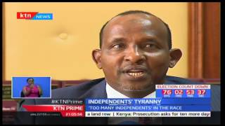 KTN Prime full bulletin Part One: Road to state house - 23/04/2017