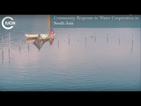 T4 Community Response to Water Cooperation in South Asia