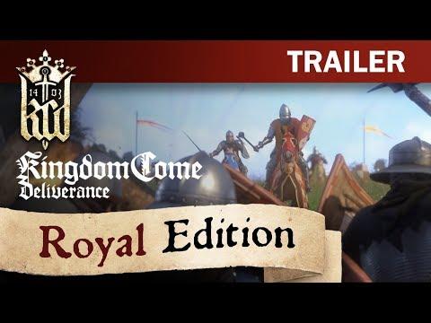 Kingdom Come: Deliverance - Royal Edition Trailer thumbnail