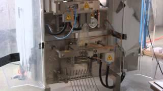 膨化食品包装机:橄榄包装机