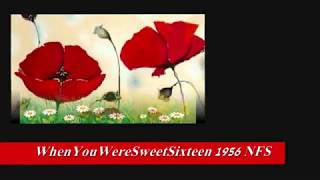 THE NORMAN LUBOFF CHOIR - WHEN YOU WERE SWEET SIXTEEN
