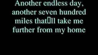 I feel you lyrics by: three doors down
