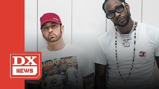 "2 Chainz's ""Chloraseptic"" Verse From Eminem"