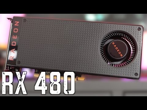 AMD RX 480 Review – The Best Graphics Card for the Money!