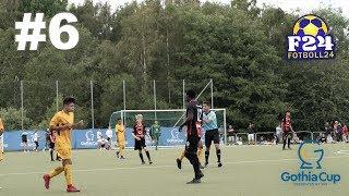 Följer med Brommapojkarna U13 Akademi till Gothia Cup #6 - En minut från att åka ur