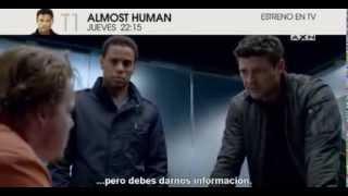 """""""Almost Human"""" - Episode 1 Sneak Peek (Spanish Subs)"""
