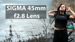Sigma 45mm f/2.8 DG DN Contemporary Lens Review | Great compact lens