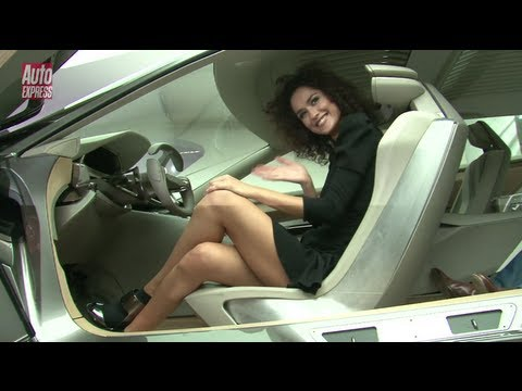 Peugeot HX1 Concept Car at Frankfurt Motor Show
