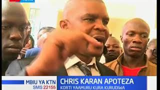 Ugenya MP Chris Karan loses his seat after Siaya court nullifies his election win