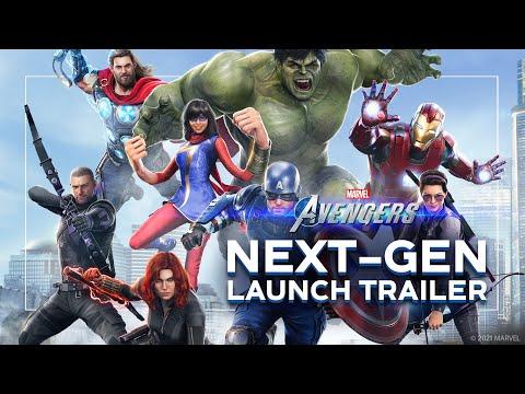 Lancement de la mise à jour PS5 et Xbox Series de Marvel's Avengers