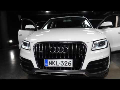 Audi Q5 Offroad Land of q Edt 2,0 TDI 140 Q A(16, Maastoauto, Automaatti, Diesel, Neliveto, NKL-326