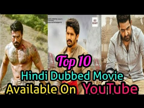 Top 10 New Released South Hindi Dubbed Movie Available on YouTube (June-3rd Week)