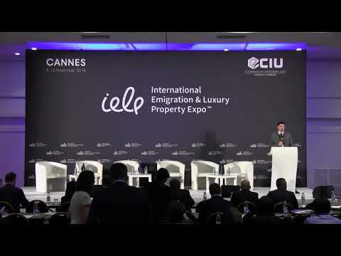 Cannes France 2018 - International Emigration & Luxury Property Expo