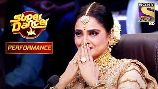 Akshit और Vivek ने किया Rekha को Impress | Super Dancer Chapter 3