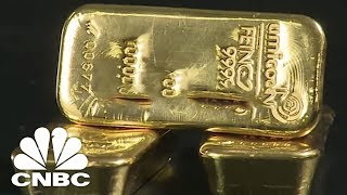 Keep Buying Gold As Long As It's Above This Key Level | Trading Nation | CNBC