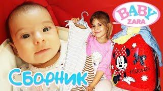 Видео шоу Baby Zara. Путешествия и игры для детей.