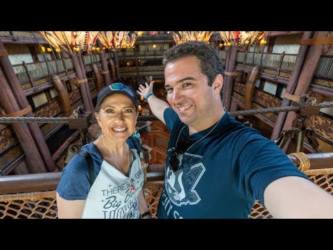 Animal Kingdom Lodge | Bead Collection | Scavenger Hunt and More Activities