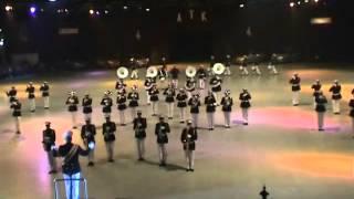 K&G Leiden - 'The Glory of Gershwin' - Taptoe Arnhem 4 oktober 2003