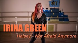 Halsey - Not afraid anymore. Choreography by Irina Gutnikova