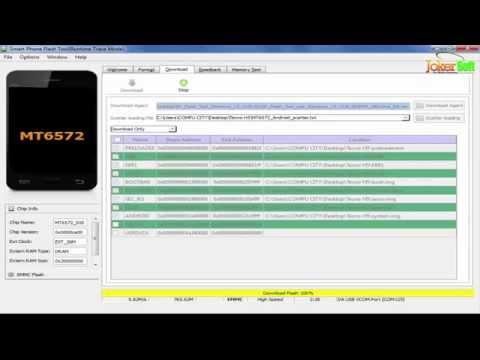 How To Flash /Repair Tecno H5
