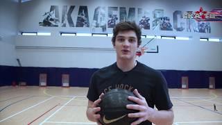 Король баскетбола. Ответ на #SKAChallenge с Николаем Прохоркиным