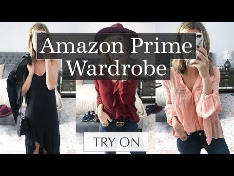 Amazon Prime Wardrobe Try On Haul