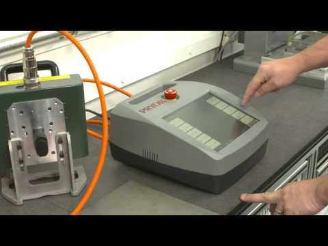 Porta Dot 130-30 Portable Dot Pin Marking Machine
