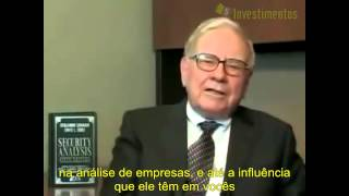 Livro que mudou minha vida II   Warren Buffet   Seu Guia de Investimentos