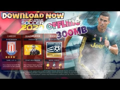 Download Dream League Soccer 2022   Dls 22 MOD   Latest Update HD