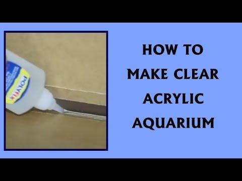 Polyfix High Viscosity Glue for Pasting Acrylic Sheets ( Fish Aquarium)