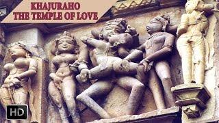 Khajuraho - Kandariya Temple - Famous  Sculptures And Architecture - Incredible India