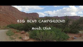 RPOD 178 @ Big Bend Campground, Moab, Utah along the colorado river