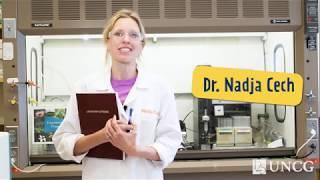 Spartan Spotlight: Dr. Nadja Cech, chemistry professor
