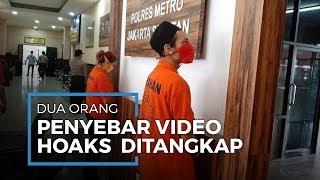 Sebar Video Hoaks Jadi Korban Begal di Cilandak, Bibi dan Keponakannya Ditangkap Polisi