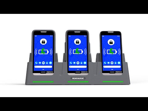 MEMOR™ 20 | Datalogic Wireless Charging technology