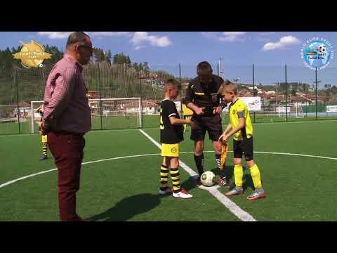 CHALLENGE CUP Tryavna 2018 Prima parte