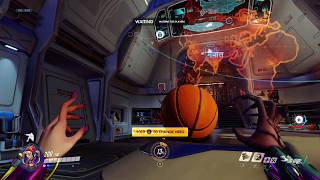 Overwatch - Don't trust the Basketball